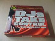 Djs Take Control The Collection 3 Discs Music Cds Discs Are Vg-nm