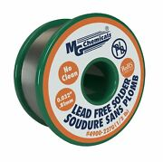 Mg Chemicals Sac305, 96.3 Tin, 0.7 Copper, 3 Silver, No Clean Lead Free So...