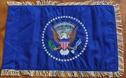 Presidential Limousine Flag Authentic White House Issue Embroidered Version