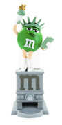 Mandmand039s World Vert Personnage Miss Statue De Liberty Candy Distributeur Neuf Andagrave Tag
