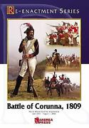 Re-enactment Ser. Battle Of Corunna By Andrea Press Staff And Charles Ed...