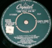Frank Sinatra Ep Eap1-1069 Capitol Records Come Dance With Me / The Song Is You