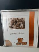 Family Recipes By Talus Corp. Very Rare. Great Wedding Gift