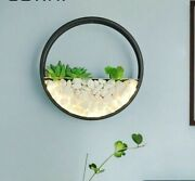 Led Wall Mount Lamps Home Decorations And Round Night Light Metal Lampshade 220v