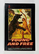 Young And Free Vhs, 1979 Keith Larsen, Fhe, Monterey Home Video, Big Box, Rare