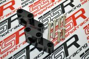 Suzuki 7/8 Inch 22mm Handlebar Relocator Risers - 33mm Mounting Distance Only