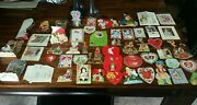 Huge Lot 52 Antique Cards Valentines Mainly From 1920's Pop Ups Germany