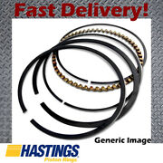 Hastings +040 Piston Ring Set Moly Fits Ford Barra 5.4 220 230k F150 F250 Rm Rn