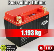Lithium Battery Ytx20ch- Moto Guzzi Mgx-21 1400 Flying Fortress Abs - 2016-2017