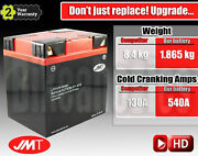 Jmt Lithium Motorcycle Battery Ytx30 - Bmw R 100 - 1976 - 1996