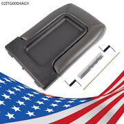 Center Console Cover Fit For 99-07 Chevy Silverado Lid Arm Rest Latch Repair Kit