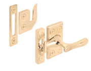 For Out-swinging Windows Cabinet Doors Old-style Wood Casement Replacement Lock