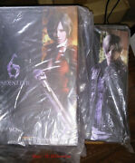 Hot Toys Ht 1/6 Resident Evil Vgm21 Vgm22 Ada Wong Lyon Action Figure In Stock