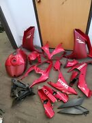 2008 07-08 Yamaha Yzf R1 Fairing Set Gas Tank Bodywork Plastic Kit Body Oem