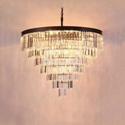 Home Lighting Chandeliers Crystal Exquisite Styles Inside Led E14 Modern Chromes