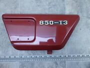 1975 Moto Guzzi 850 T3 S117-2. Left Side Cover With Emblems
