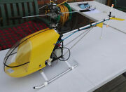 Vintage Kkk Stunt Homer Rc Helicopter Must See Very Rare