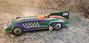 Schylling Toys Land Speed Record Car Tin Toy No. 909