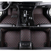 Fit Audi A3 Custom Front And Rear Liner Luxury Waterproof Non-slip Car Floor Mats
