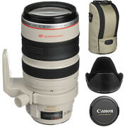 Canon Ef 28-300mm F/3.5-5.6l Is Usm Zoom Lens - 9322a002