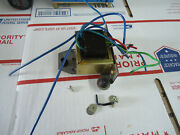 Technics Sl-1400 Stereo Turntable Parting Out Power Transformer
