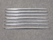 Stock 7 Trims Chrome-plated Side For Cadillac Coupeand039 Of Ville 1958