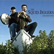 The Squid Jiggers - Greatest Hits New Cd