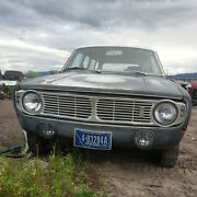 1970 Volvo 145 Wagon Starts Restorable 4 Spd Manual Rare Vintage With Papers 70
