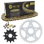 Sprocket Chain Set For Honda Atc200x 12/40 Tooth 520 X-ring Front Rear Combo Kit