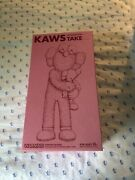 Kaws Companion Pink Bff Andldquotakeandrdquo Figure Brand New And 100 Authentic Grey And Pink Andlsquo20
