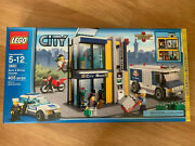 Lego City 3661 Bank And Money Transfer Brand New Sealed