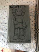 """Kaws """"share"""" Pink Grey Vinyl Figure 2020 In Hand Brand New And 100 Authentic"""
