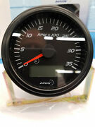 Datcon 112750 Tach With Hour Meter New