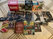 Loot Crate Exclusives Action Figures, Comic Books, And Novels All New