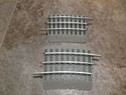 Lionel 6-16835 Fastrack 036 1/4 Curve Train Track New 24 Sections