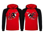 Disney Couple Hoodies - Matching Disney Family Outfits - Couples Hoodies