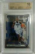 Zion Williamson 2019 Panini National Convention Vip Party Rookie Rc Bgs 10 Rare