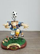Heads Up Soccer Gary Patterson Weekend Warrior Series Collectible Gift Figurine