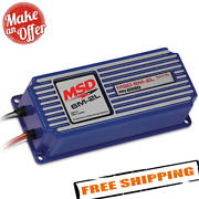 Msd Ignition 6560 6m-2l Marine Certified Ignition With Rev Limiter