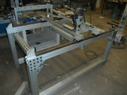 Router Sled Heavy Duty W Porter Cable Plunge Router 4025