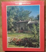 Vintage Mineral Point Wi Wisconsin Pendarvis 300 Piece Whitman Jigsaw Puzzle