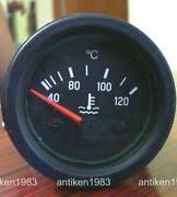 52mm Water Temperature Gauge Electrical Type 40-120 Andordm C Size 2and039and039 1/16 And039and039= 10 N