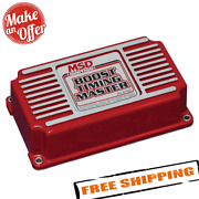 Msd Ignition 8762 Boost Timing Master For Use With Msd Ignition Control