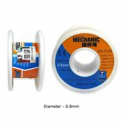 Mechanic Rosin Core Solder Wire Bga Soldering Wire 0.8mm 100g Low Melting Point