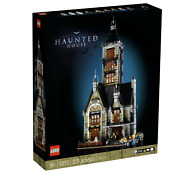 Lego 10273 Creator Haunted House New With Box