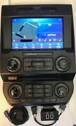 Ford F-150 Sync 3 With Navigation - V. 3.4 - 4 Upgrade Kit - Free Programming