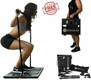 Bodyboss Home Gym 2.0 Full Portable Gym Workout Fitness Exercise Collapsible New