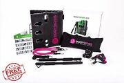 Bodyboss Home Gym 2.0 Full Portable Gym Exercise Workout Fitness Collapsible New