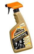 Armor All Car Leather Care Spray Bottle Cleaner For Cars Truck Motorcycle...