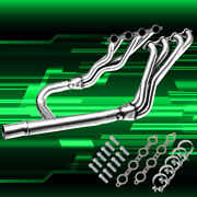 Stainless Long Tube Performance Exhaust Header And Y Pipe Kit 07-13 Chevy/gmc 1500